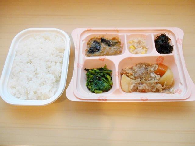 お弁当夕食②